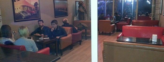 Cafe's is one of Lieux qui ont plu à Emir.