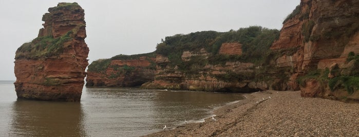 Ladram Bay is one of Gespeicherte Orte von Sevgi.