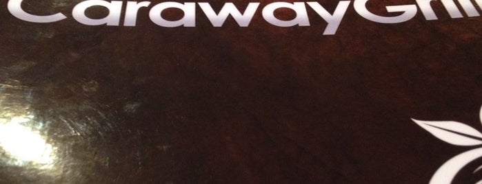 Caraway Grill is one of Locais curtidos por J..