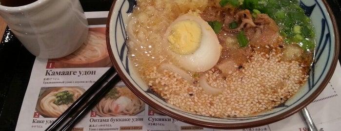 Секретный список вкусных мест в Москве