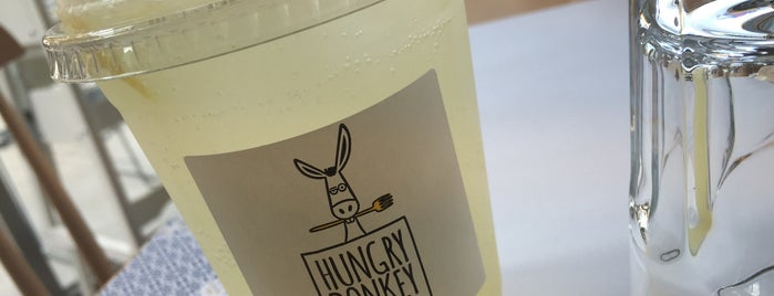 Hungry Donkey is one of Lugares favoritos de Panagiotis.
