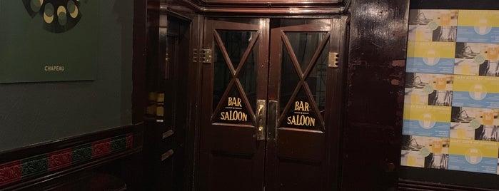 Dynamo is one of Scotland bar/pub.