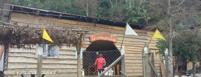 La Niña Perdida is one of Tempat yang Disukai Osomaki.