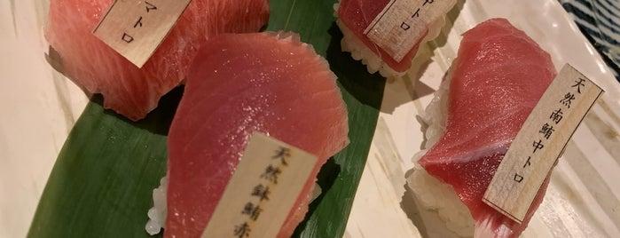 ニッポンまぐろ漁業団 浜松町店 is one of Hideoさんのお気に入りスポット.