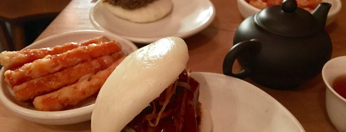 Bao is one of Michelin Bib Gourmands in London.