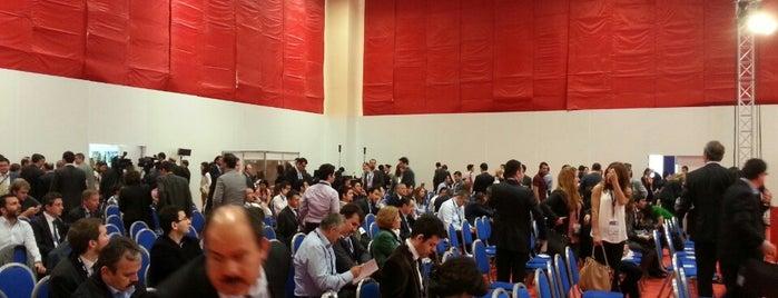 ICCI 2013 is one of Biten Organizasyonlar.
