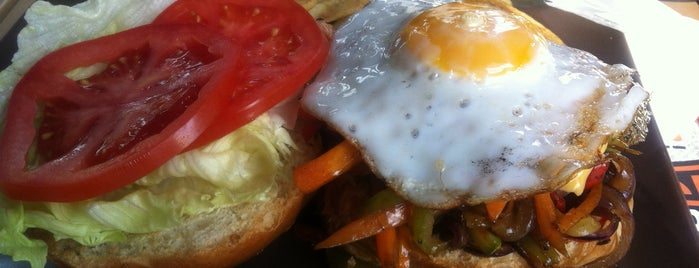 Burger In House is one of To Do.