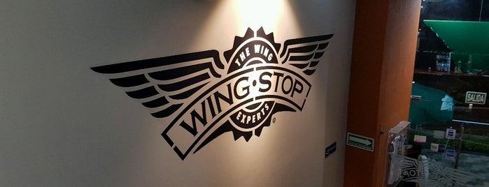 Wingstop is one of Yara 님이 좋아한 장소.