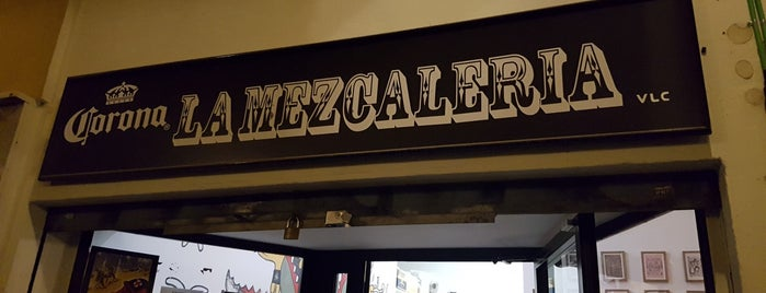 La Mezcalería is one of Valencia - bars.