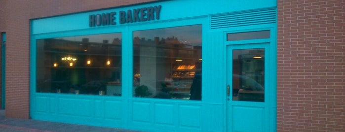 Home Bakery is one of To go.