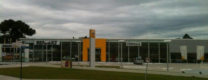 Fórmula Renault is one of Locais curtidos por Alisson.