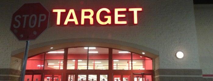 Target is one of Lieux qui ont plu à Matt.