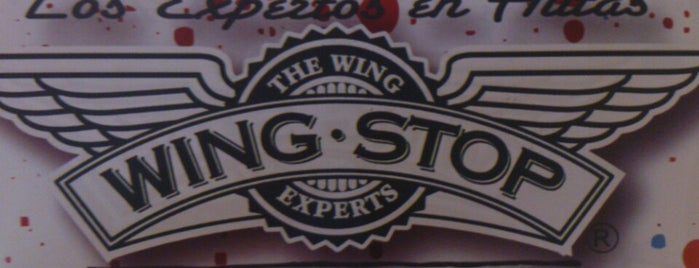 Wingstop is one of Tragadera.