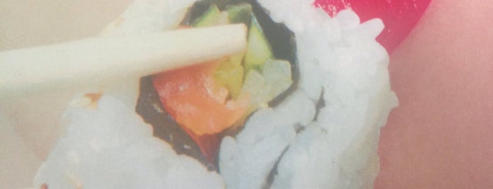 Sushi1one is one of Posti che sono piaciuti a Liliana.