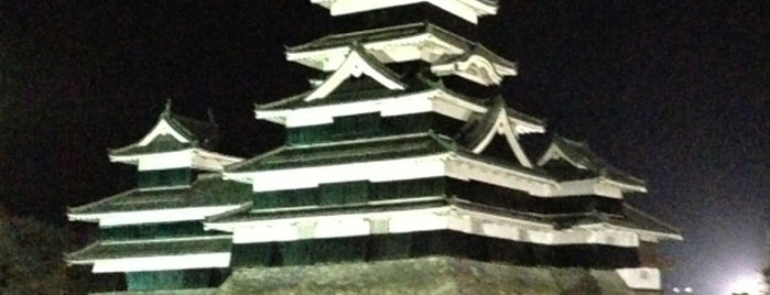 Matsumoto Castle is one of Japan/Other.