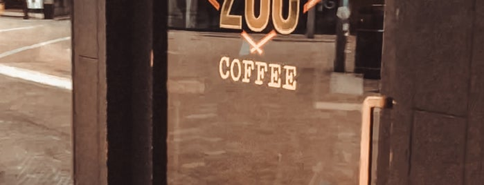 200 Degrees Coffee is one of Leeds.