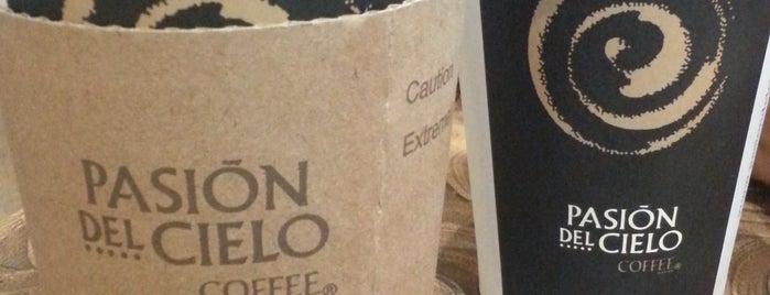 Pasión del Cielo Coffee is one of Ana : понравившиеся места.