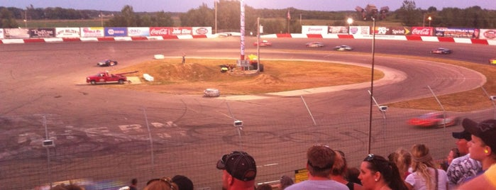 Elko Speedway is one of Fun with Kids in Twin Cities.