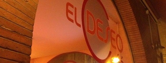 El Deseo Café is one of Burgers.