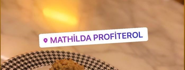 Mathilda Profiterol is one of Istanbul.