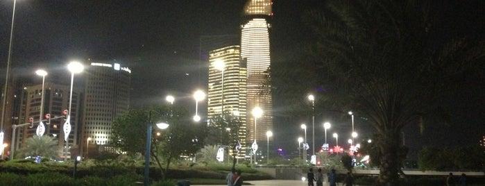Lake View Park is one of Abu Dhabi, United Arab Emirates.