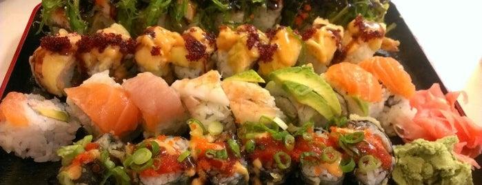 Jumbo Sushi is one of Vinícius: сохраненные места.