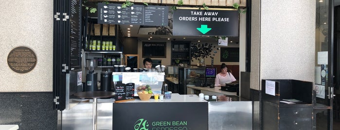 Green Bean Espresso is one of Sydney.