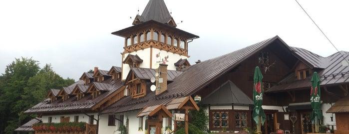 Křížový vrch is one of jeseniky.