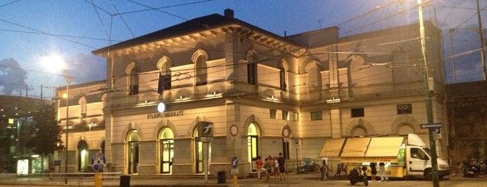 Stazione Milano Lambrate is one of Posti salvati di Giacomo.