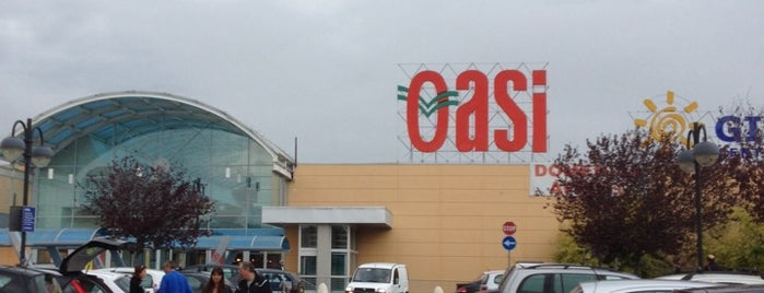 Centro Commerciale Girasole is one of 4G Retail.