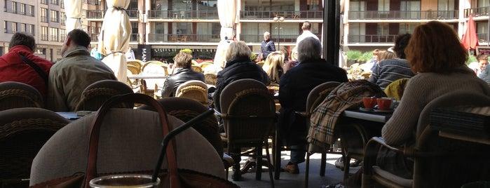 Brasserie Carlton is one of My Knokke.