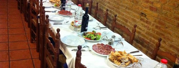 Restaurant Antonio's is one of Barcelona Selection.