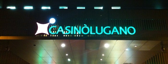 Casinò di Lugano is one of CASINOS.