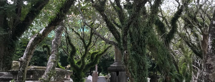 Protestant Cemetery is one of Penang.
