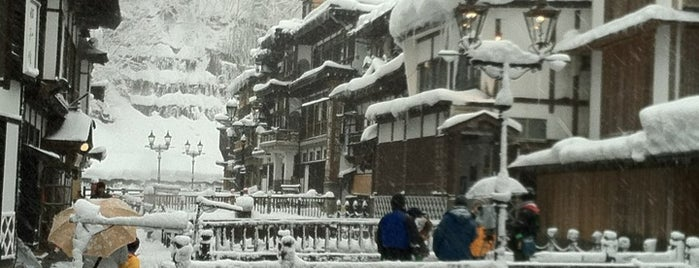 Ginzan Onsen is one of [To-do] Onsen.