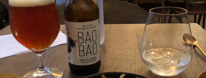 Kiin Kiin Bao Bao is one of Copenhagen.