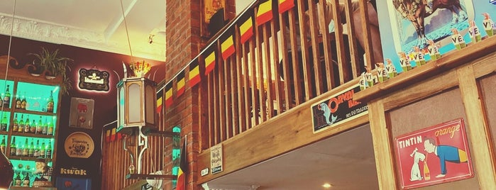 Bier Huis Grand Cafe is one of Mallory's Liked Places.