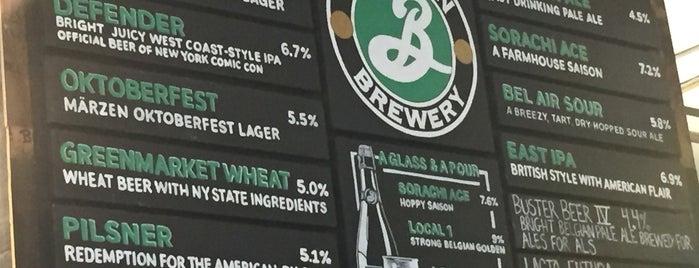 Brooklyn Brewery is one of Mallory : понравившиеся места.