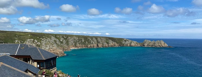 The Minack Theatre is one of Mallory's Liked Places.