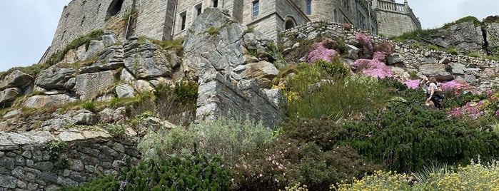 St Michael's Mount is one of Mallory's Liked Places.