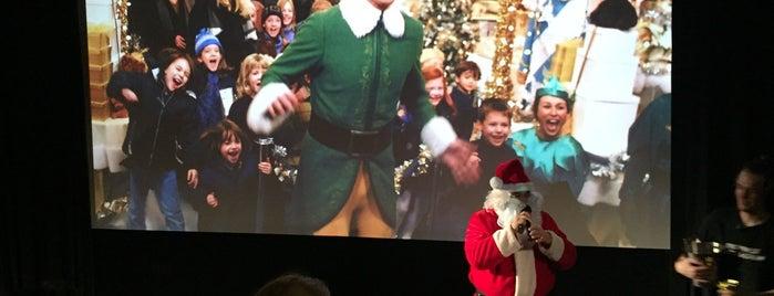 Prince Charles Cinema is one of Mallory : понравившиеся места.