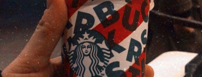 Starbucks is one of Posti che sono piaciuti a Edje.