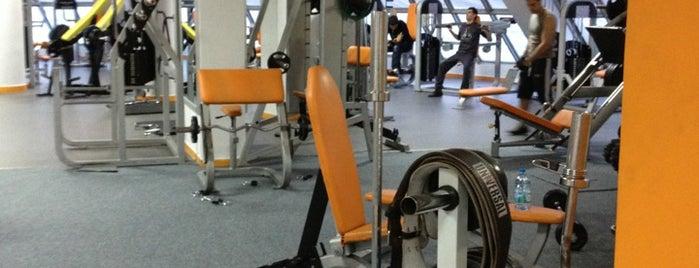Gymnasium is one of DENİZ🇹🇷さんの保存済みスポット.