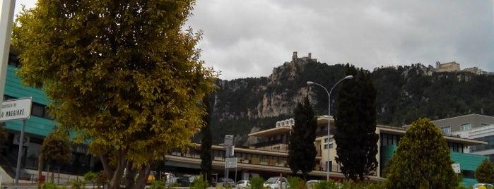 Grand Hotel Primavera is one of Cristiano : понравившиеся места.