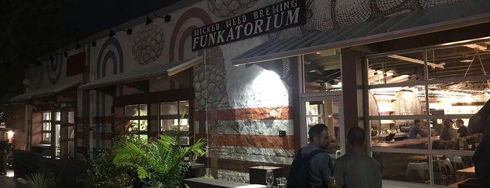 Funkatorium is one of Breweries or Bust 2.