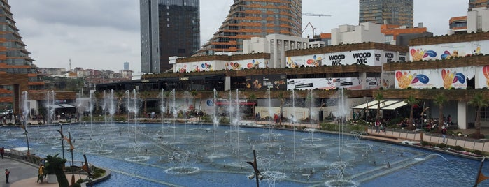 Watergarden İstanbul is one of istanbul.