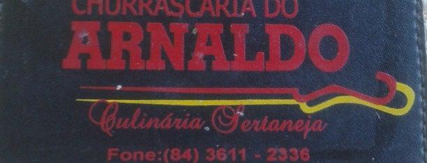 Churrascaria do Arnaldo is one of Locais curtidos por Kalyana.