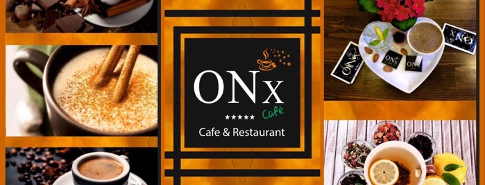Onx Cafe-Restaurant & Nargile is one of Posti che sono piaciuti a Uğur.