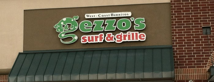 Gezzo's Surf & Grille is one of Katy : понравившиеся места.