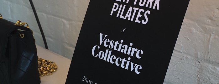 New York Pilates - West Village is one of Orte, die Sara gefallen.
